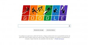 google doodle gay friendly pour les JO de Sotchi