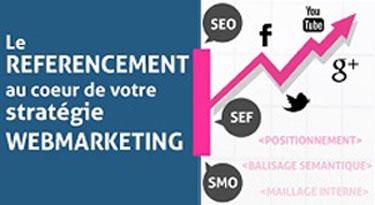 Le référencement au cœur de votre stratégie webmarketing | Formation SEO | Toulouse